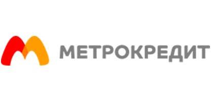Метрокредит лого