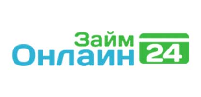 Займ-онлайн 24 лого